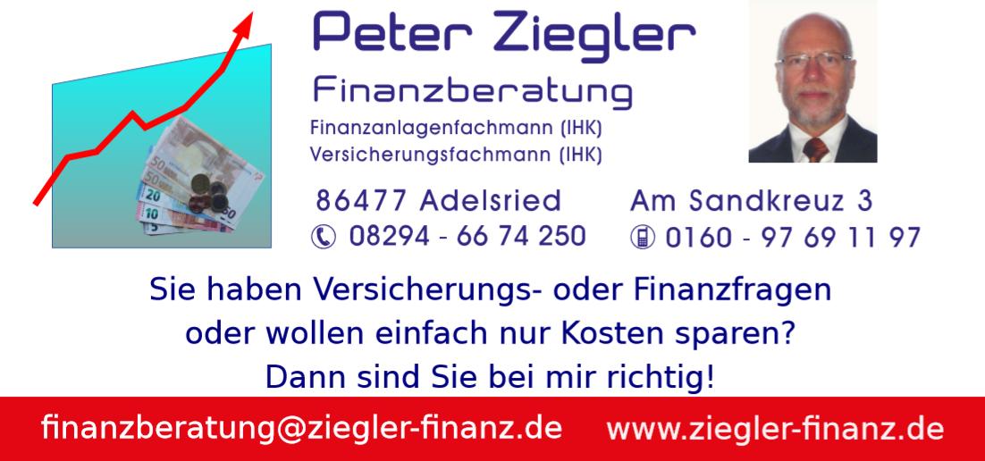 Finanzberatung Peter Ziegler